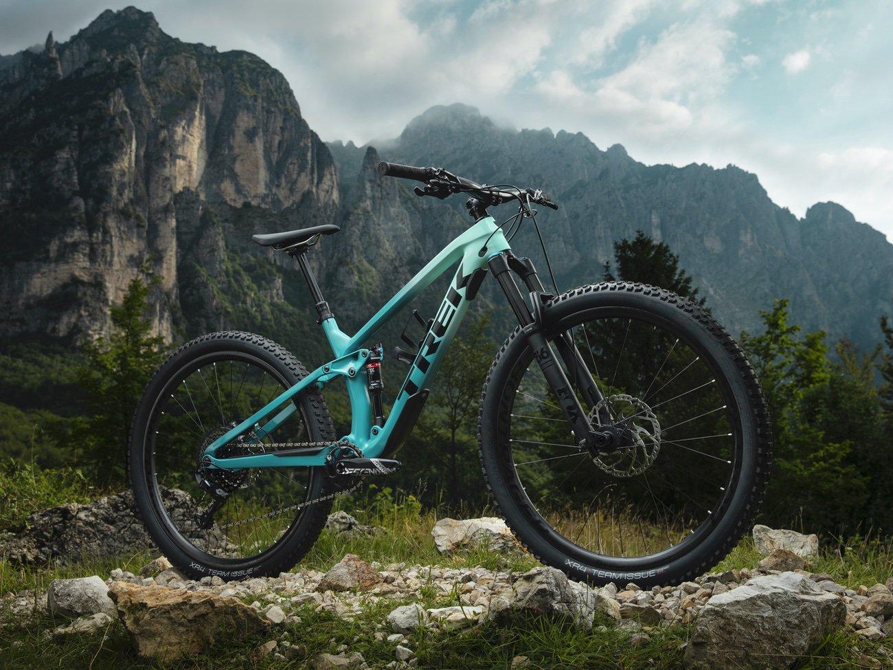 Trek Fuel EX 2020: Más recorrido y nueva geometría