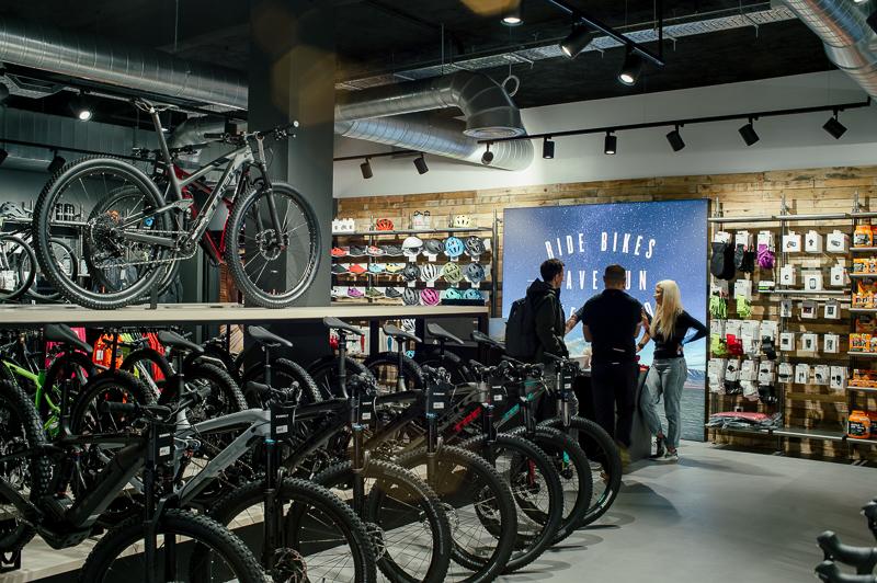 Nuevas tiendas de Trek en Madrid y Barcelona