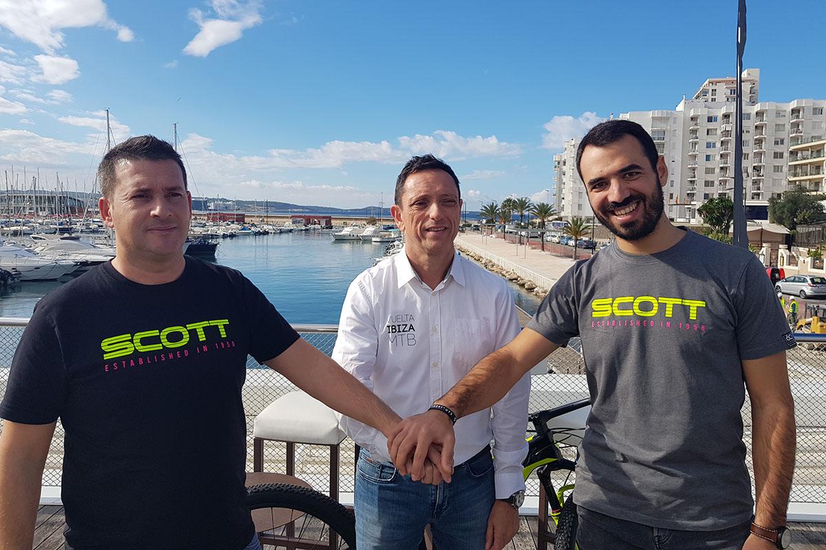 SCOTT se une a la organización de la Vuelta a Ibiza MTB 2019