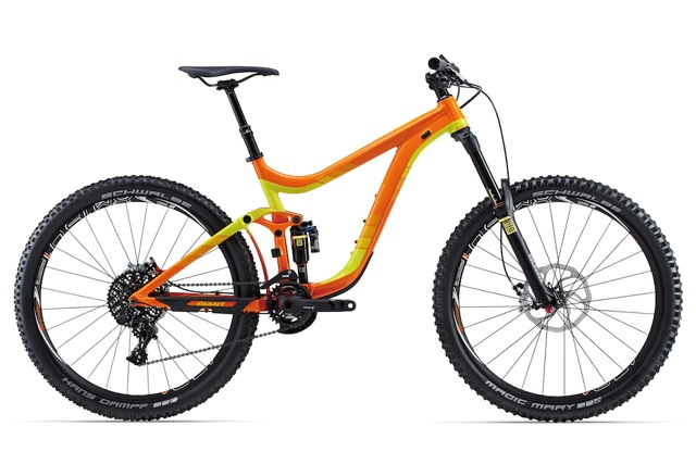 Giant Reign 27.5 2015