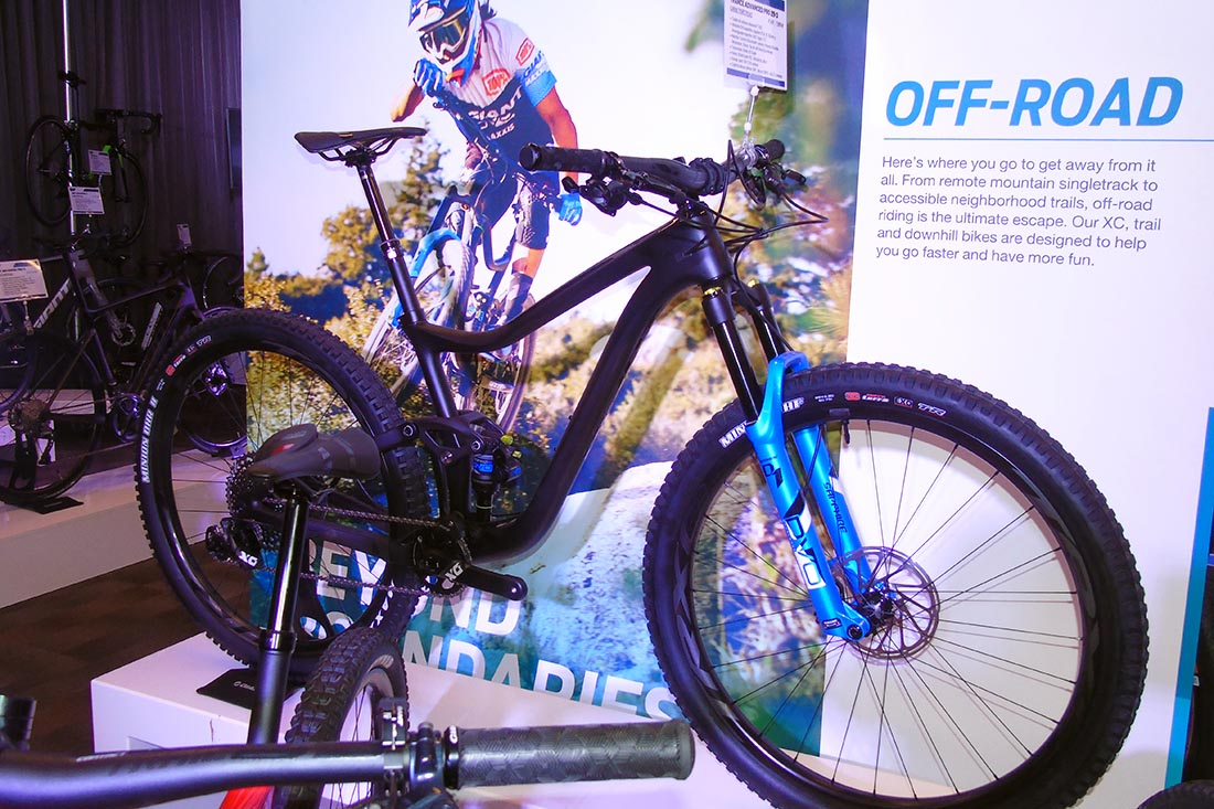Novedades Giant 2019: Trance Advanced Pro