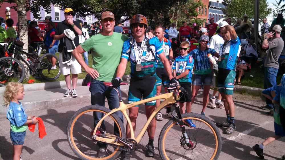 La DURT Bike en Leadville 100 2013