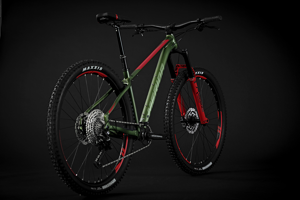 Nueva Merida BIG.TRAIL; en 2021 Merida se apunta a las trail HT con 140 mm