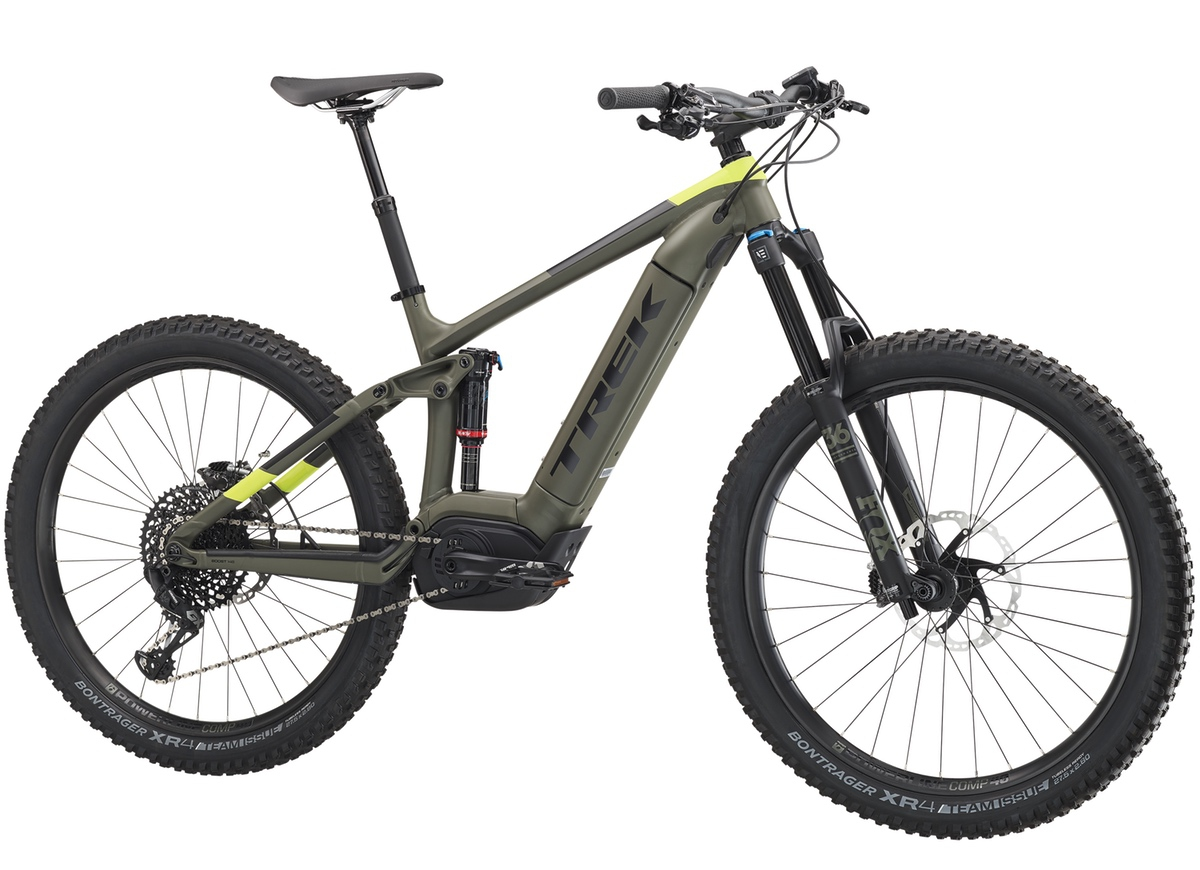 Trek Powerfly 9 LT Aluminio