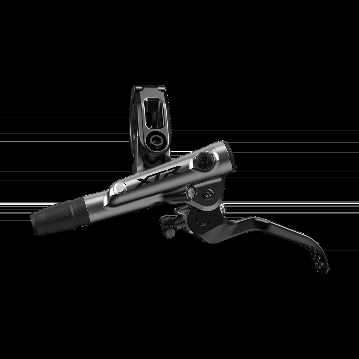 Maneta de freno para cuatro pistones del Shimano XTR M9100