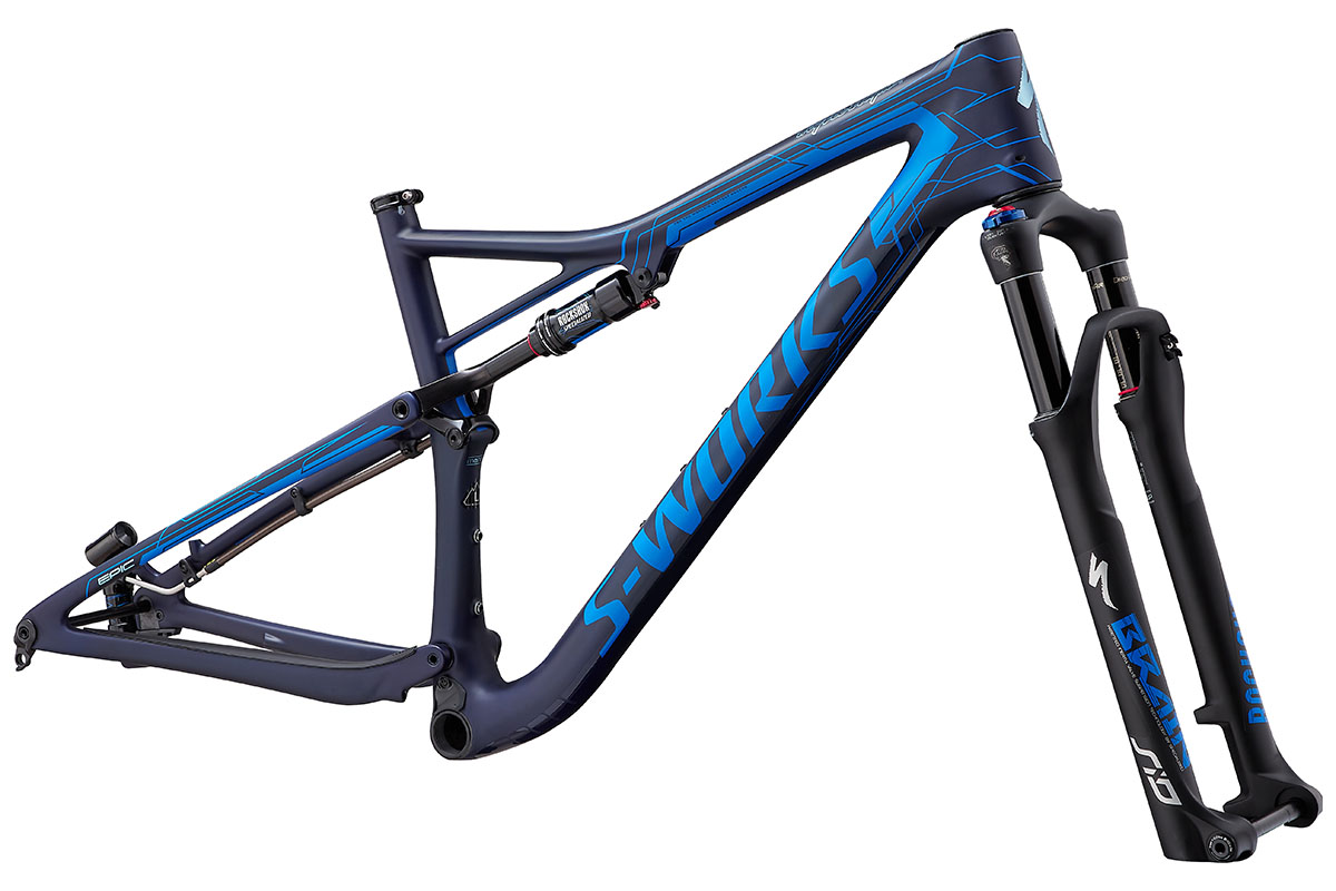 Specialized S-Works Epic Troy Lee Design