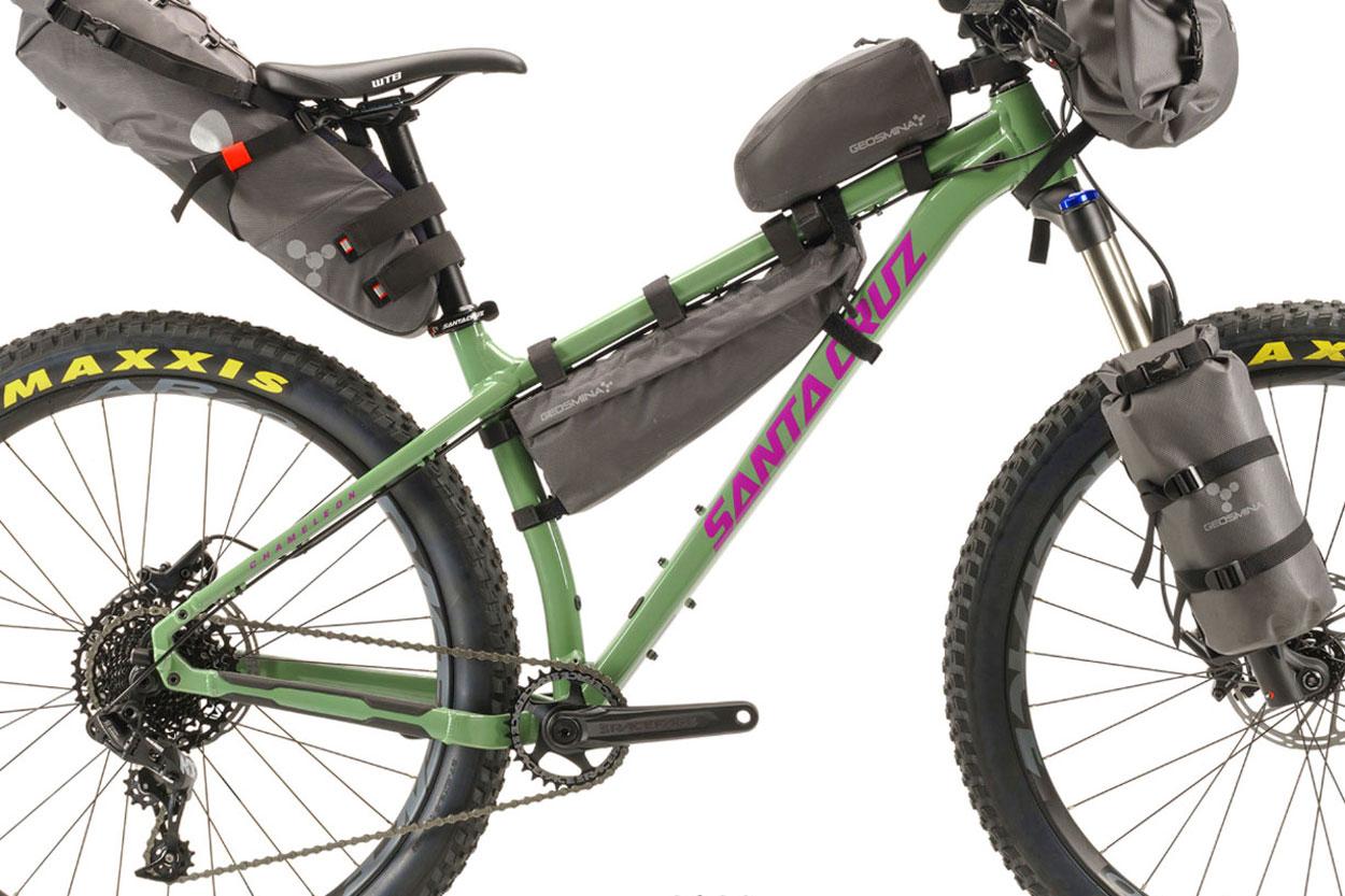 Bolsas para bici Geosmina