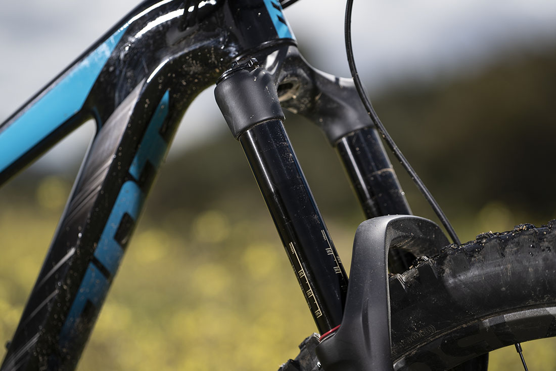 RockShox Lyric RCT3 de 160 mm
