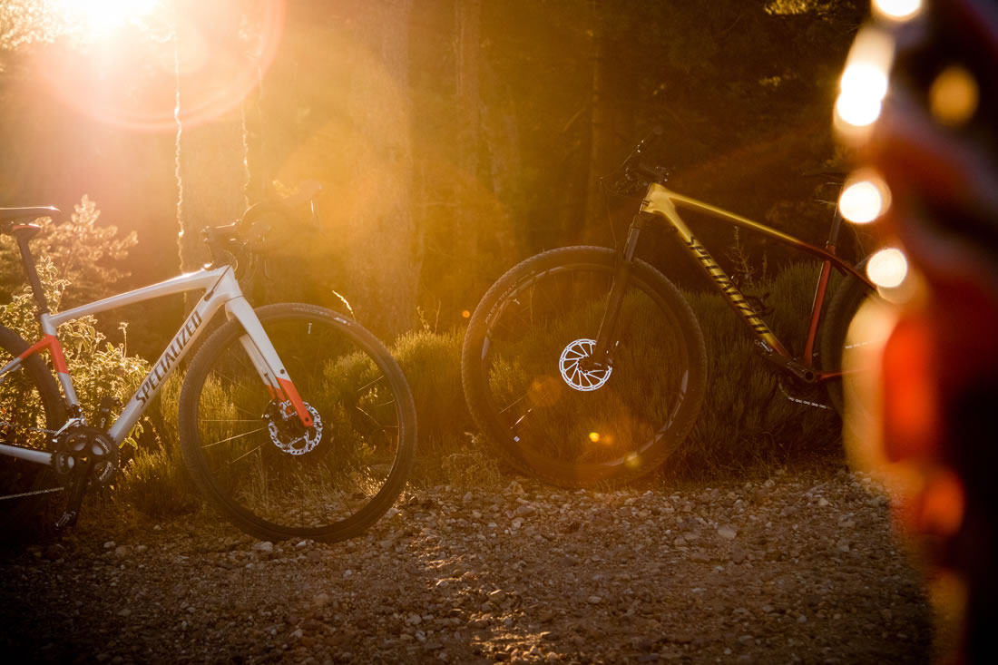 Gravel vs XC: Specialized Diverge y Epic HT