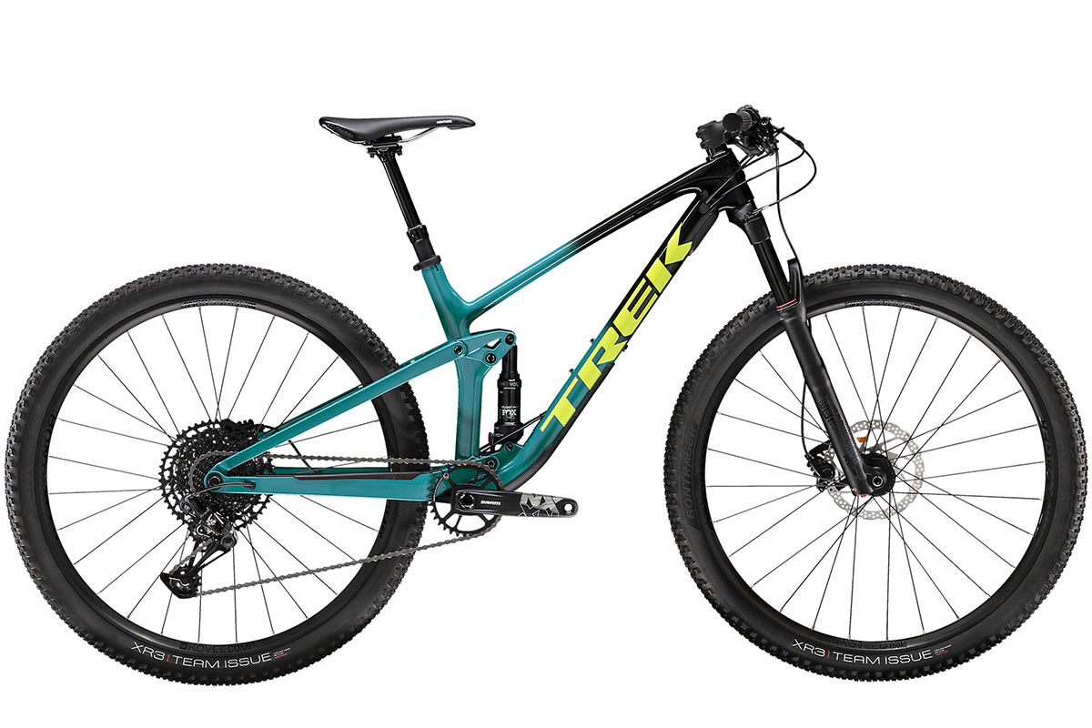 Trek Top Fuel 9.7 de 2020