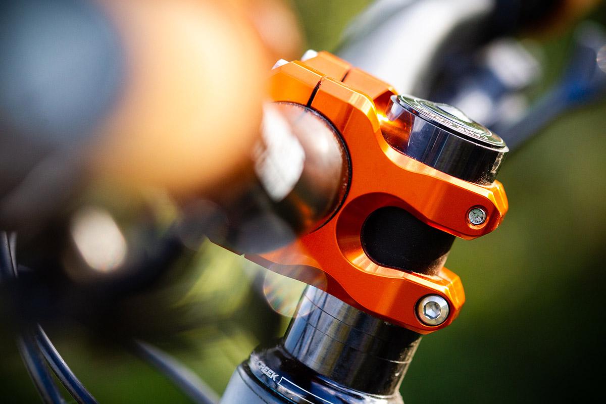 Potencia Industry Nine A35 para manillares de 35 mm