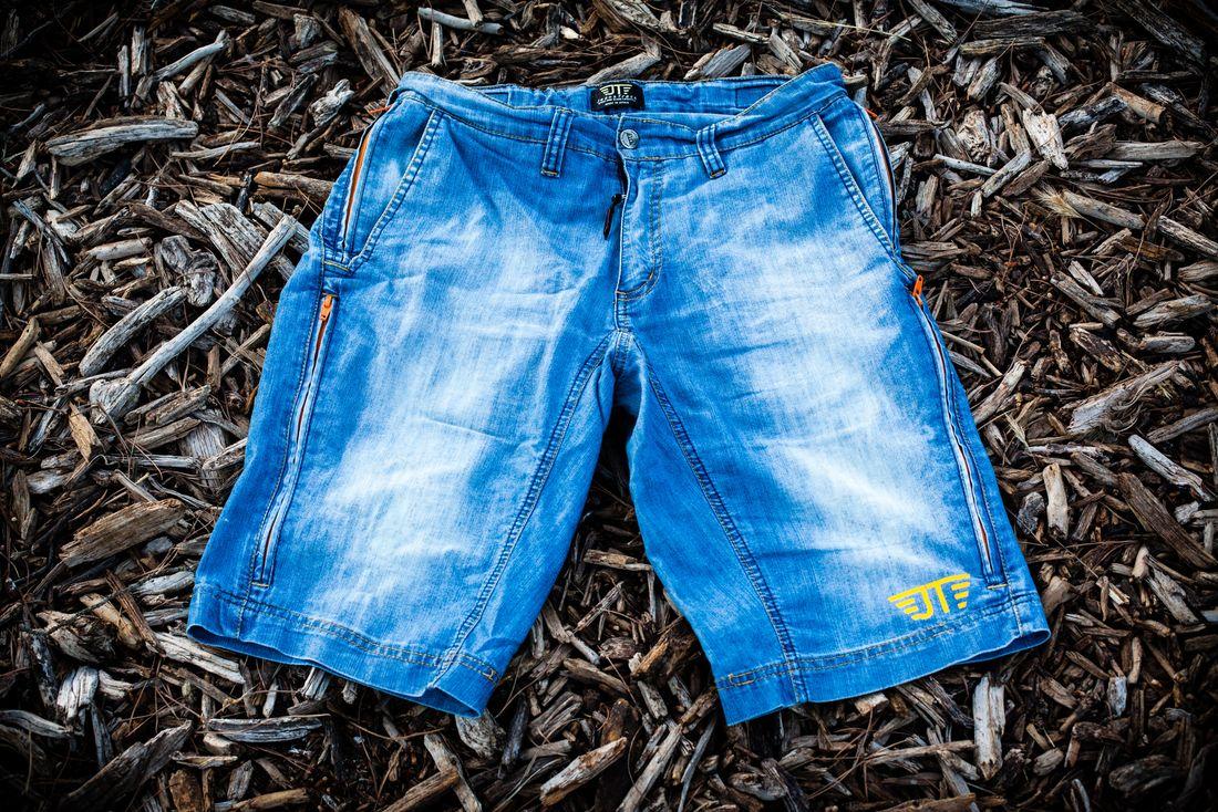 Jeanstrack MTB Heras Flúor Jeans