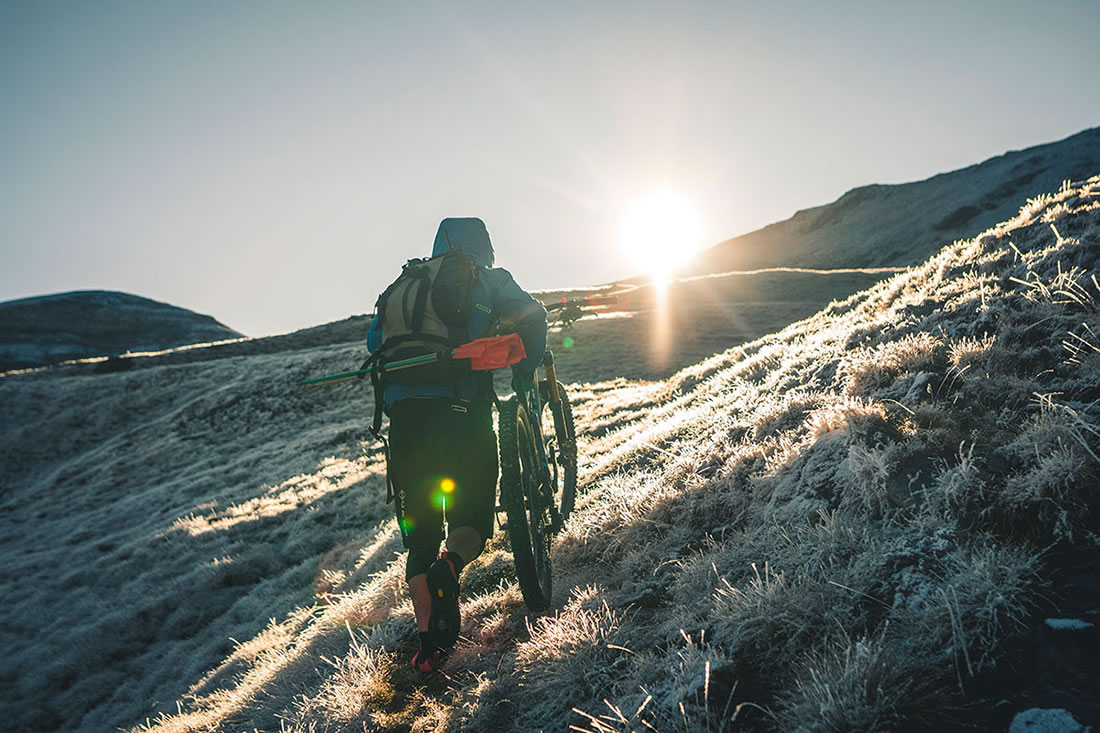 Prepara tu MTB para el invierno