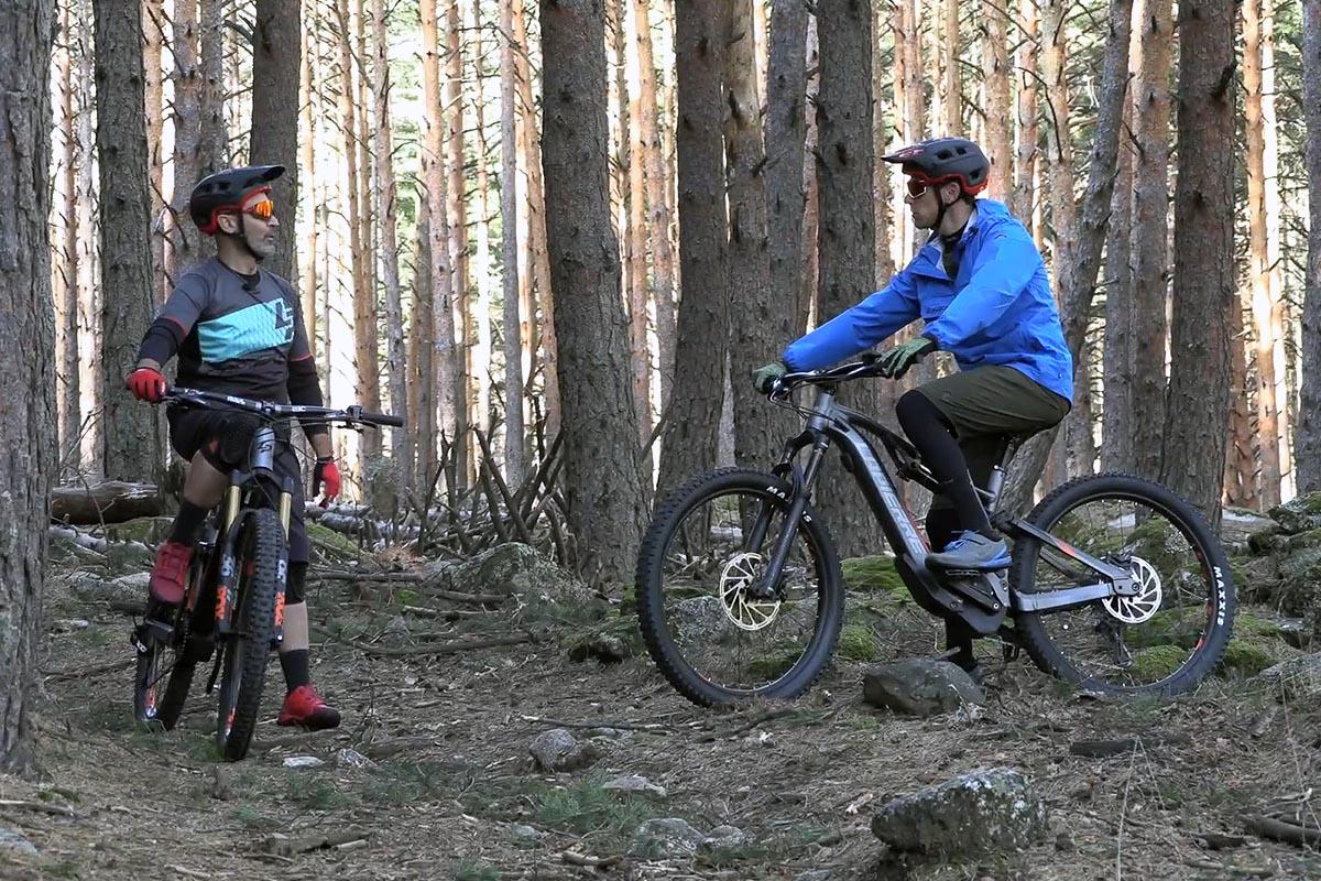 Lapierre Overvolt AM 7.6 y Lapierre eZesty AM LTD, ejemplos del concepto e-Bike e Hybrid MTB de Lapierre