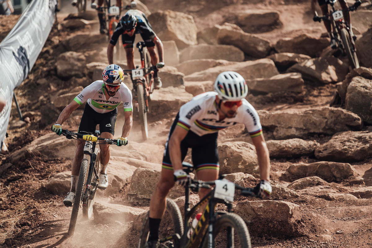 Las bicis ganadoras de la temporada 2021 de XC