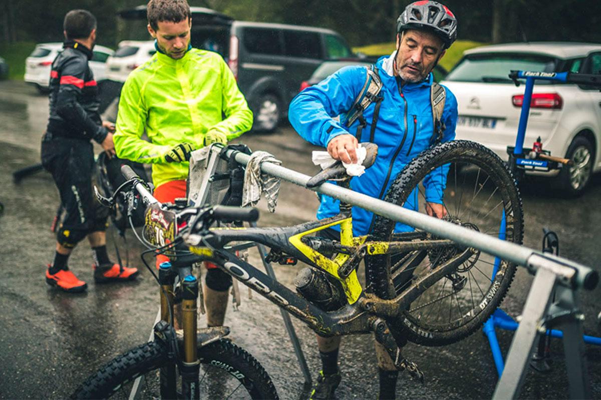 ¿Sabías qué? Las 5 claves del mantenimiento de tu bici con la llegada del frío