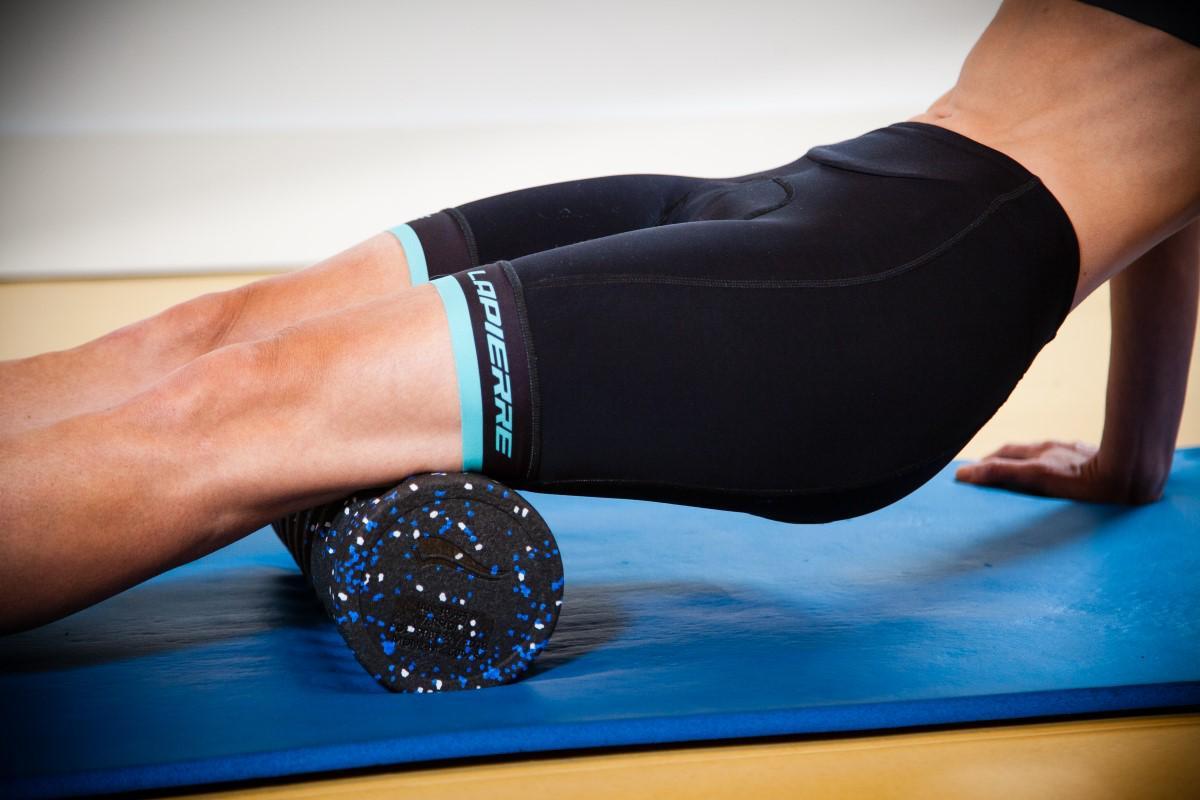 Entrenamiento y masajes con rodillo
