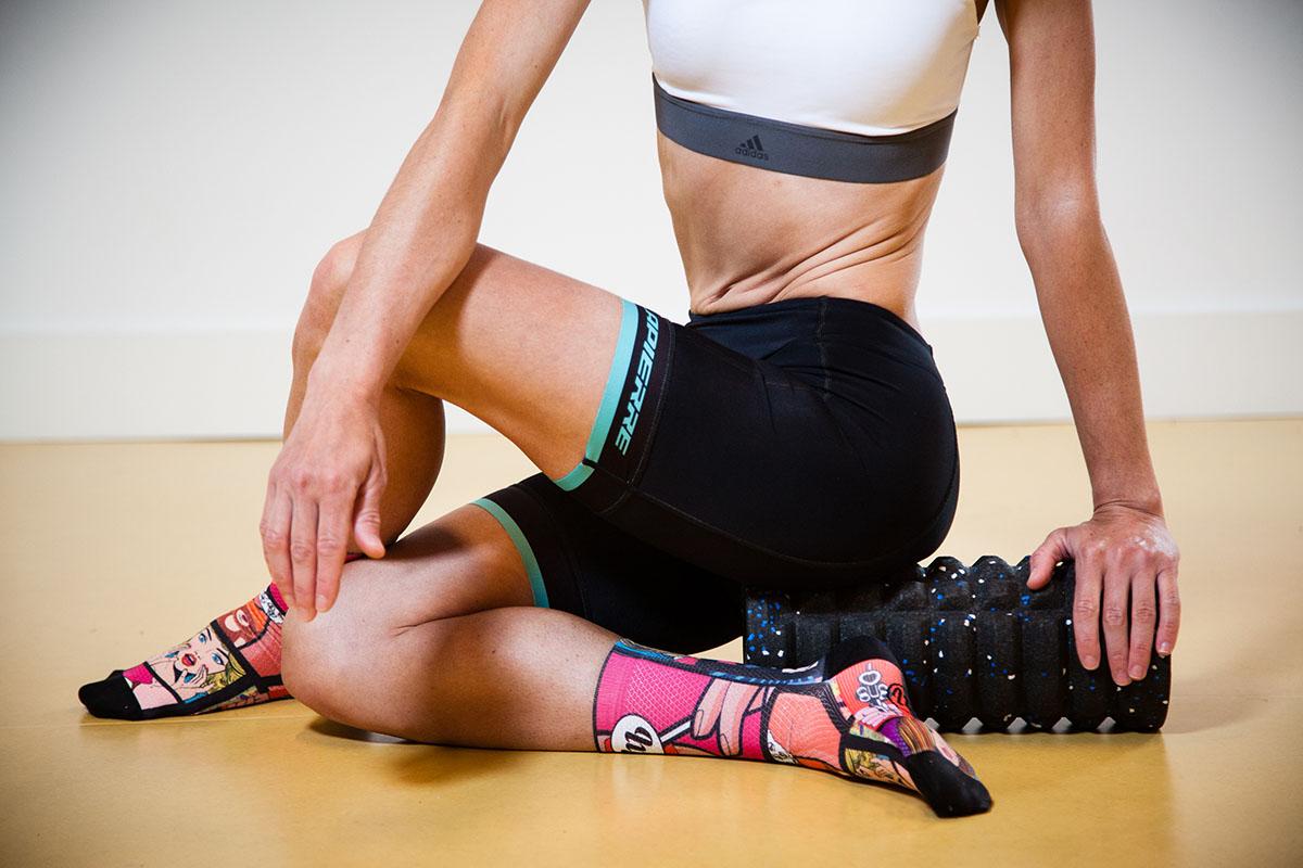 Entrenamiento y masajes con Foam Roller