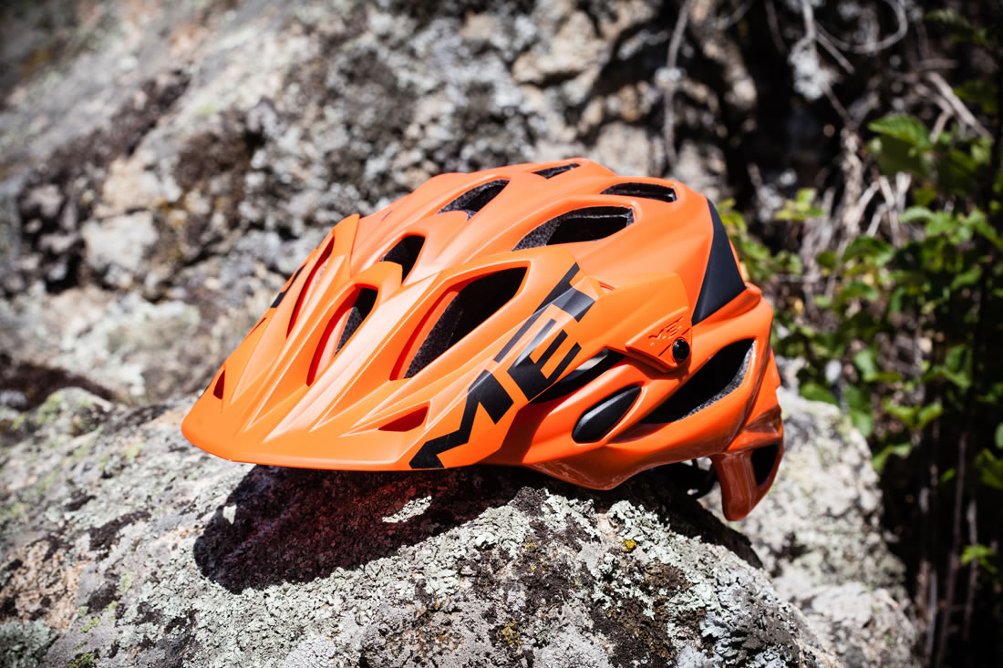 Casco Met Parabellum, ideal para All-Mountain, Trail o Enduro