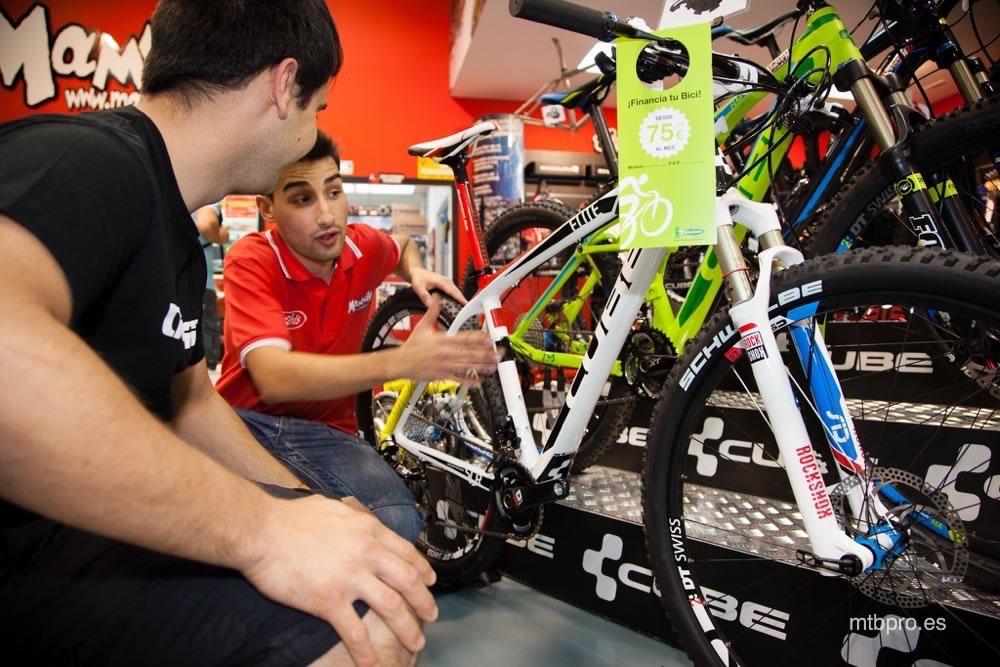 Consejos para comprar una bici de montaña