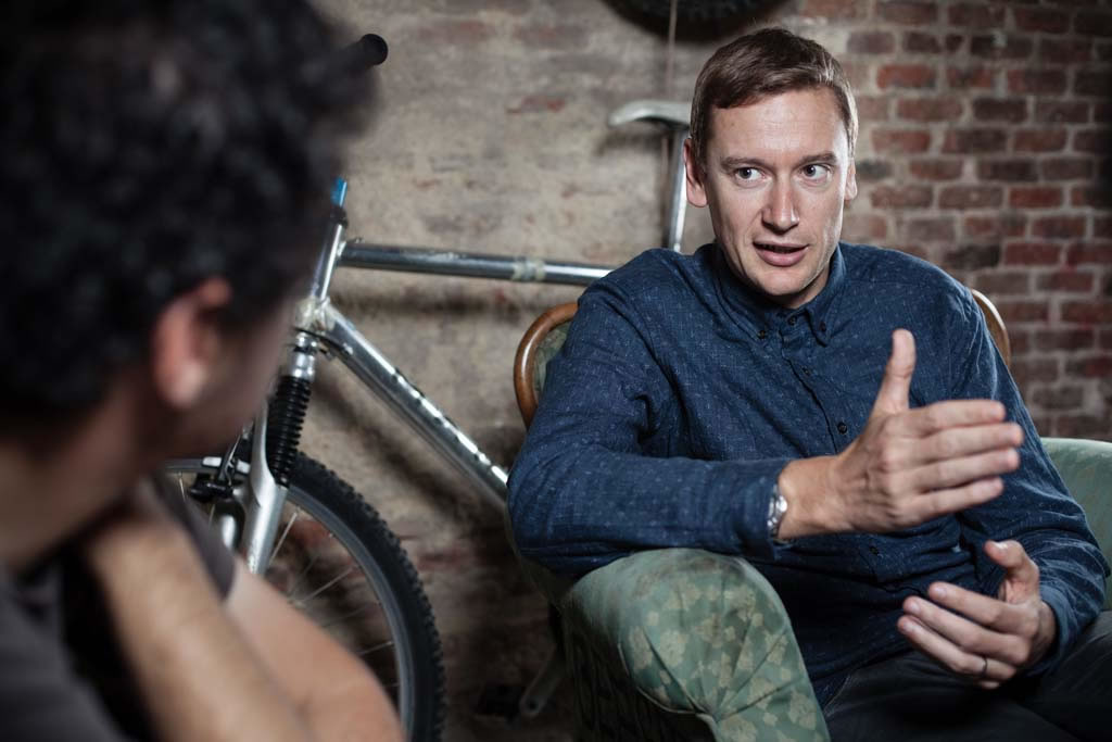 Gareth Nettleton: ciclista y Jefe de Marketing en Strava