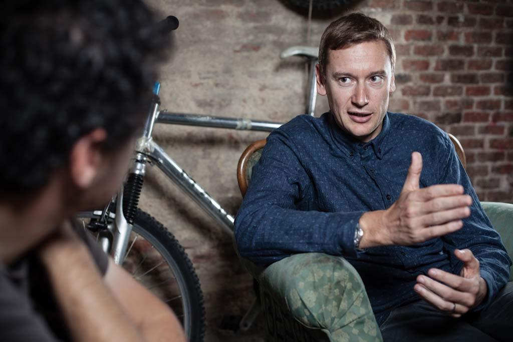 Gareth Nettleton: ciclista y Jefe de Marketing en Strava