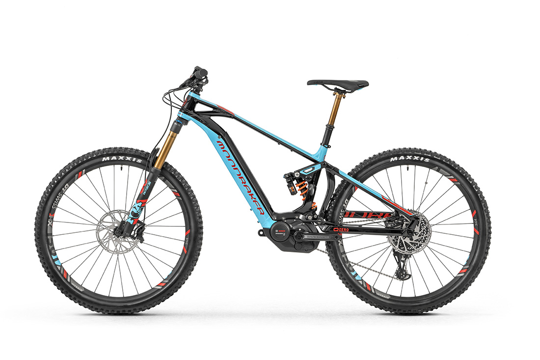 Nueva Mondraker Level 2019 e-bike de largo recorrido para Enduro