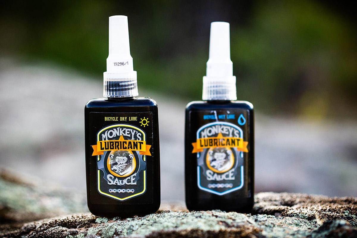 Lubricantes Monkey's Sauce Dry y Wet Lube