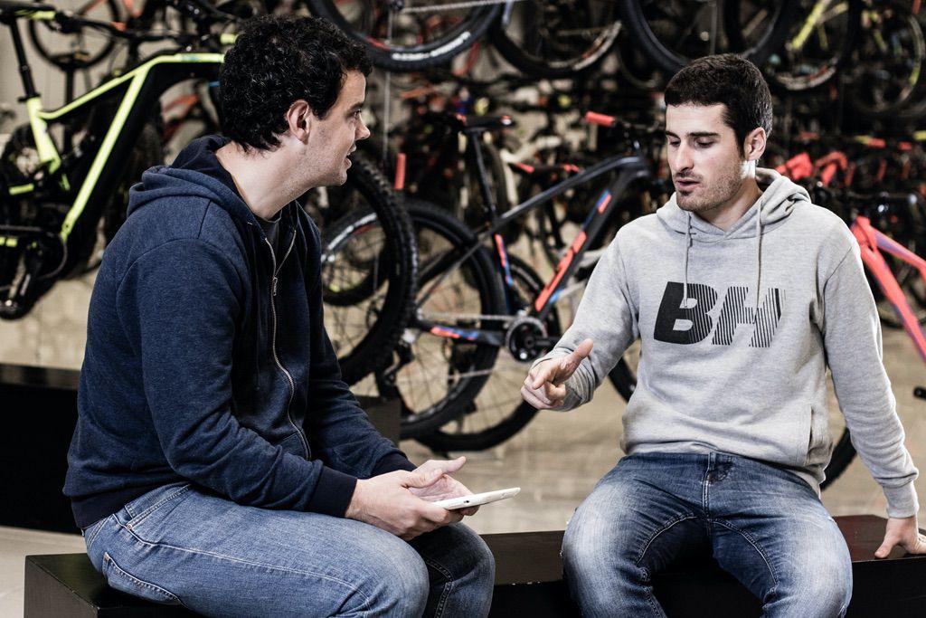 Entrevista a Álvaro Olasolo, Responsable de Comunicación de BH Bikes
