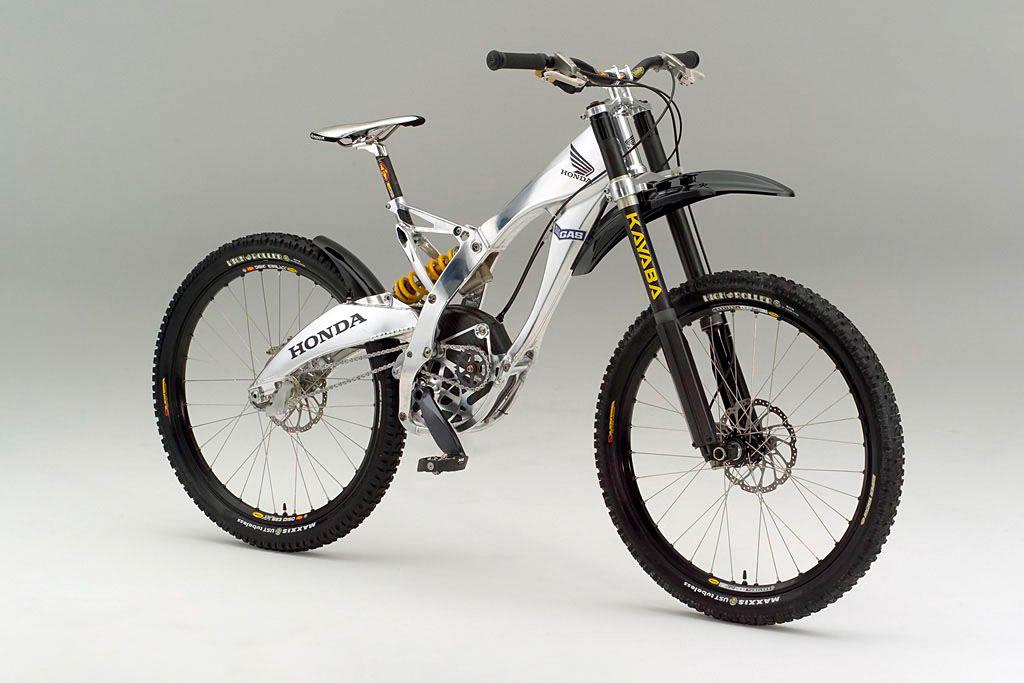 Bicis Míticas: Honda RN 01 G-Cross