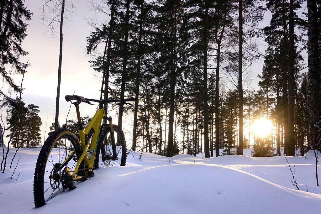 Las aventuras de un biker en Noruega