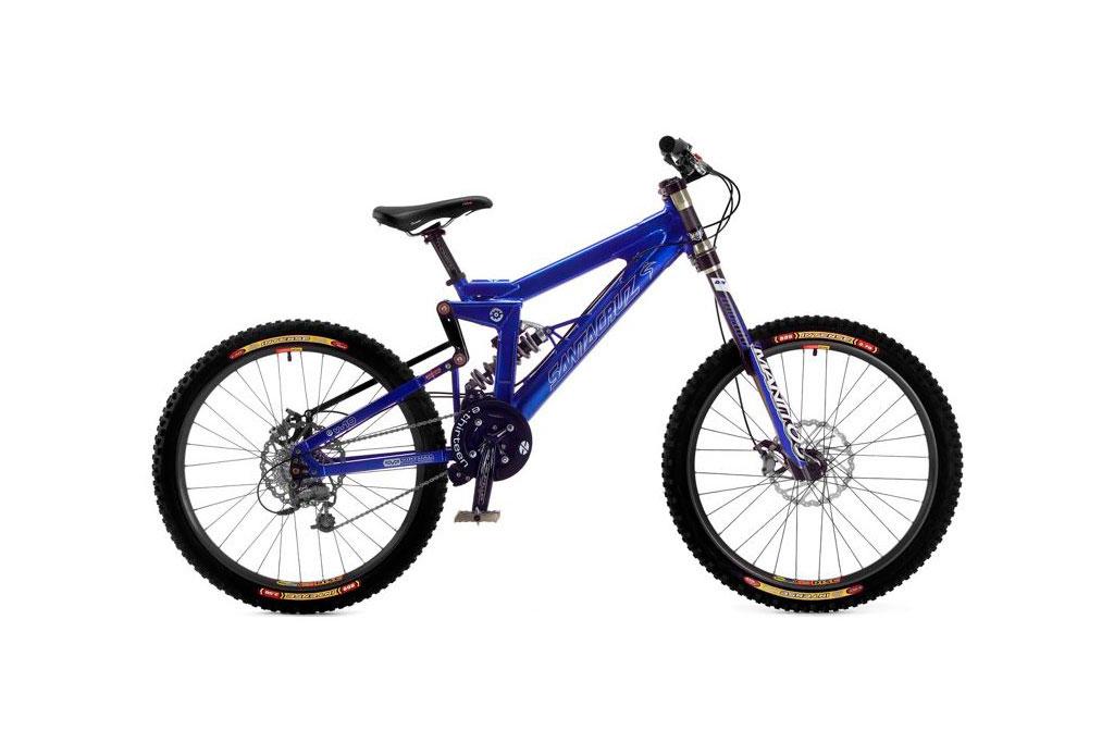 Bicis Míticas: Santa Cruz V10 | MTB Pro
