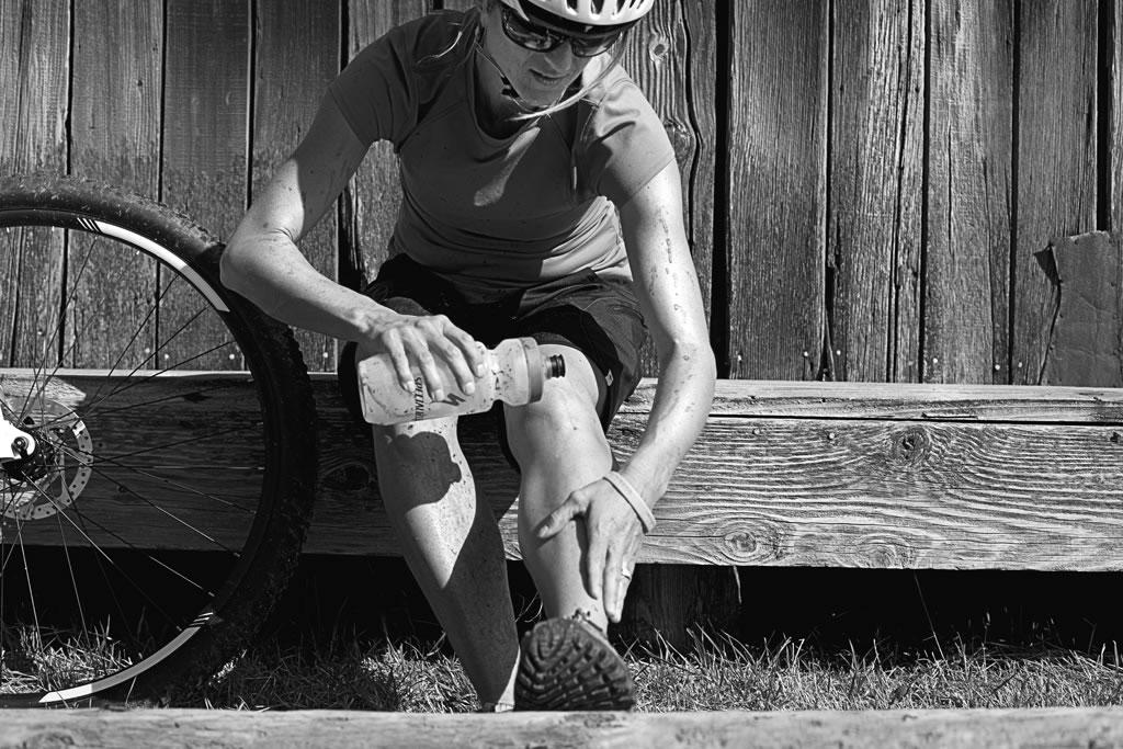 Bici y complementos para chicas en MTB
