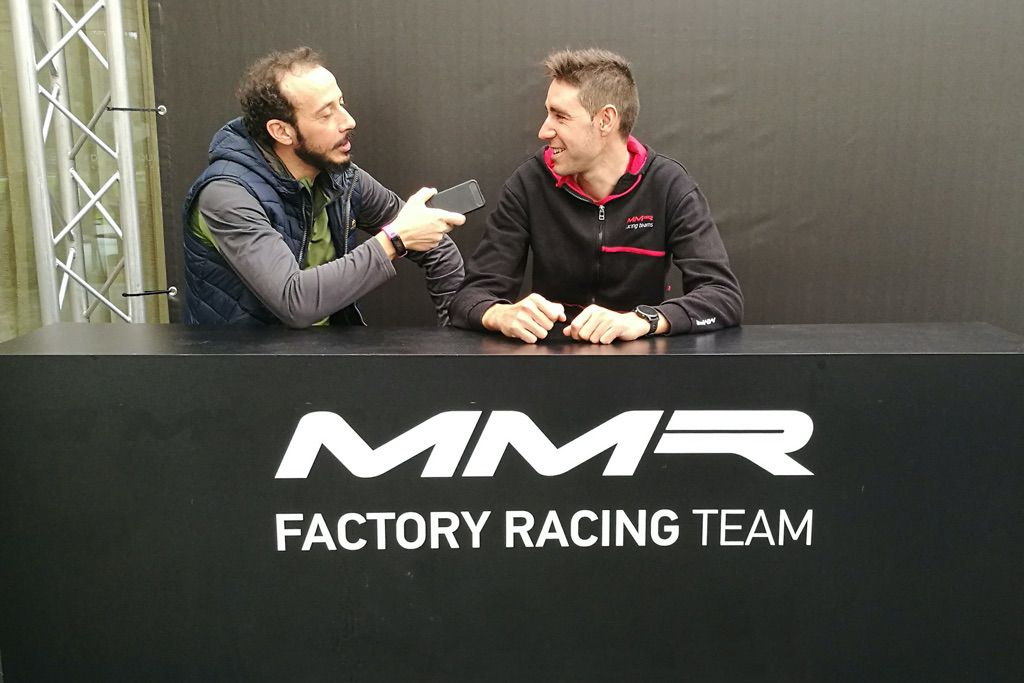 Planificando la temporada con David Valero del MMR Factory Racing Team