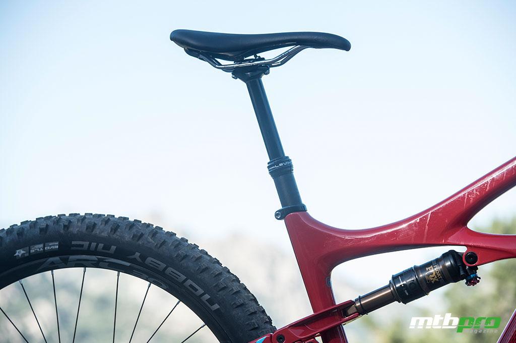 Geometría de la bici de MTB: medidas, ángulos y lo que significan ...