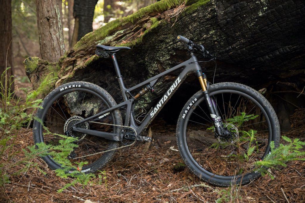 Primeras pedaladas con la nueva Santa Cruz Blur