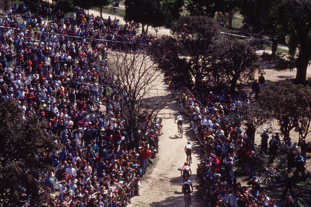 Somos Historia: Grundig de la Casa de Campo, la carrera