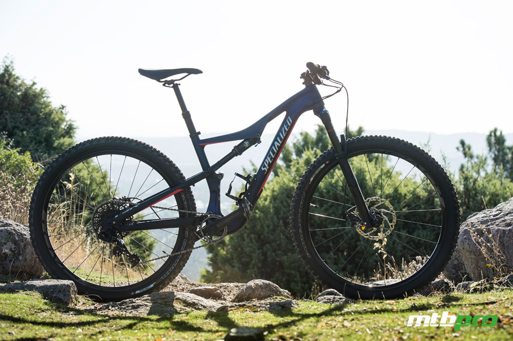 Specialized Camber FSR WMN Comp