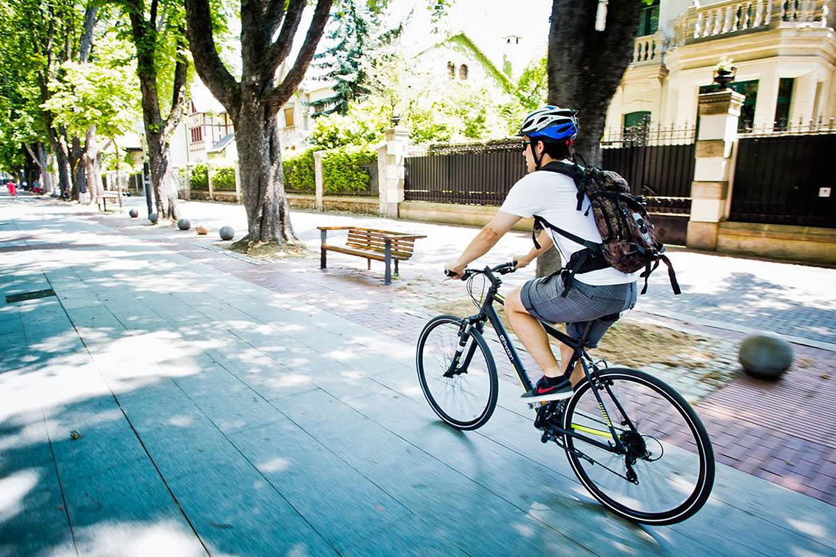 Cómo convertir una bici de MTB en bicicleta urbana