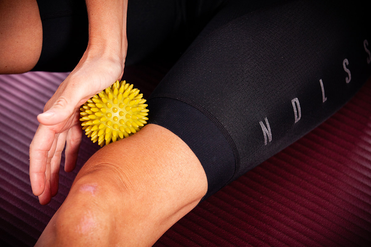 Problemas con mi rodilla… ¿Qué puedo hacer? (IV): Descarga, trabaja el Core y mejora tu técnica de pedaleo
