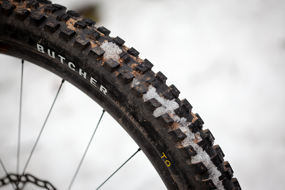 Test: neumáticos Specialized Butcher Grid Trail 2BR T9