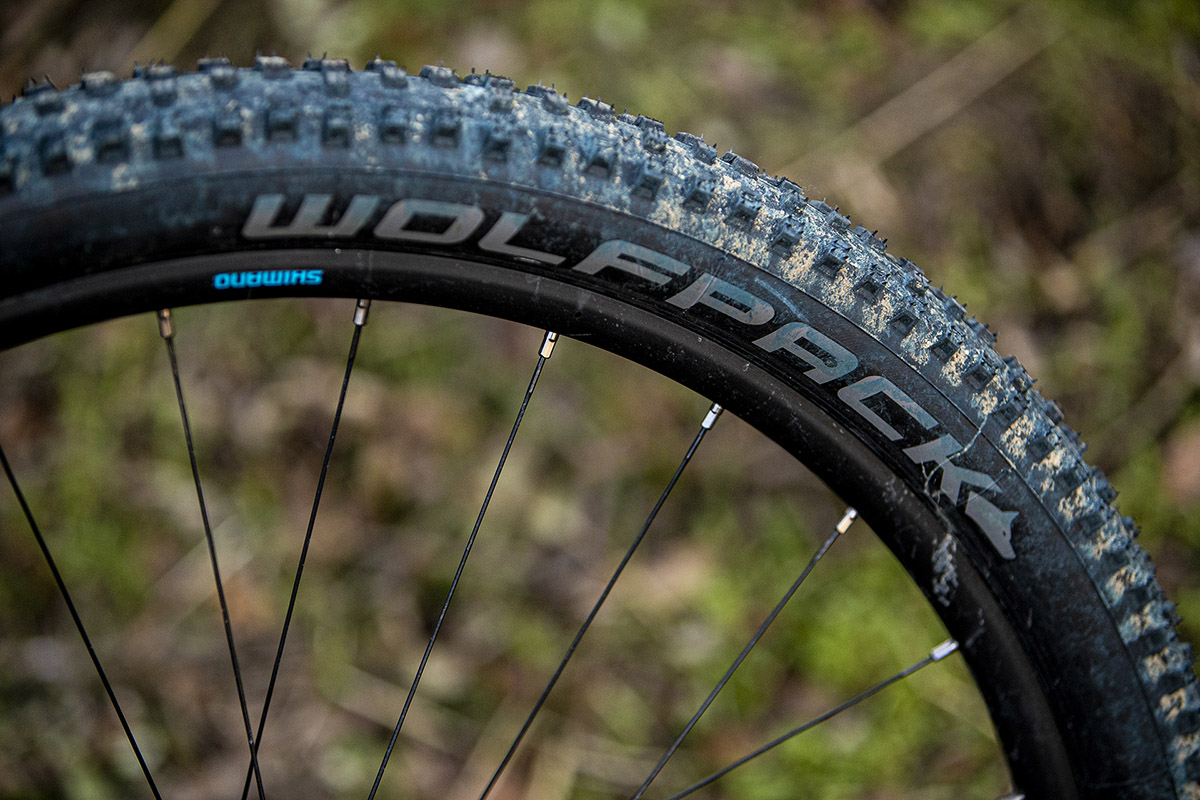 "Neumáticos Wolfpack Trail 29x2.25"""