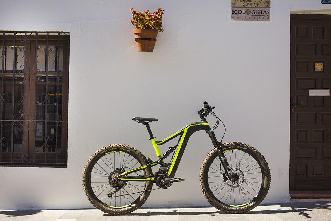 Primeras pedaladas: BH Atom X