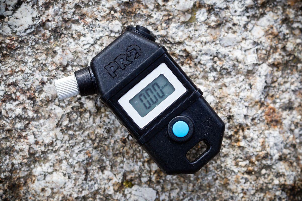 PRO medidor de presión digital