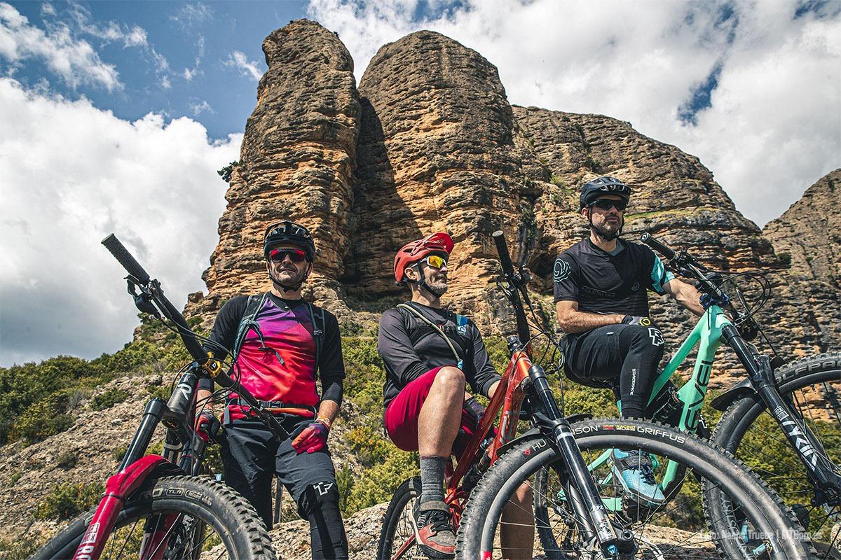 El Reino de los Mallos Bike: Un destino auténtico y sorprendente