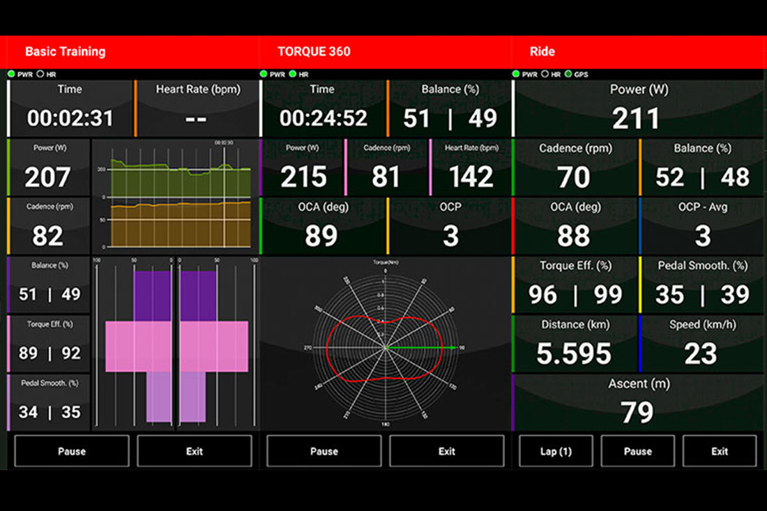 ROTOR 2 INpower DM MTB - APP Trainingpeaks