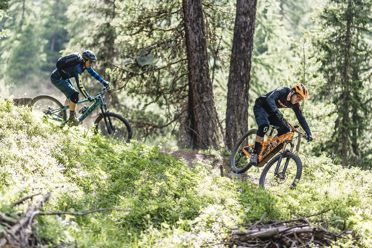 SCOTT Genius eRIDE: electrificando el Trail y All Mountain