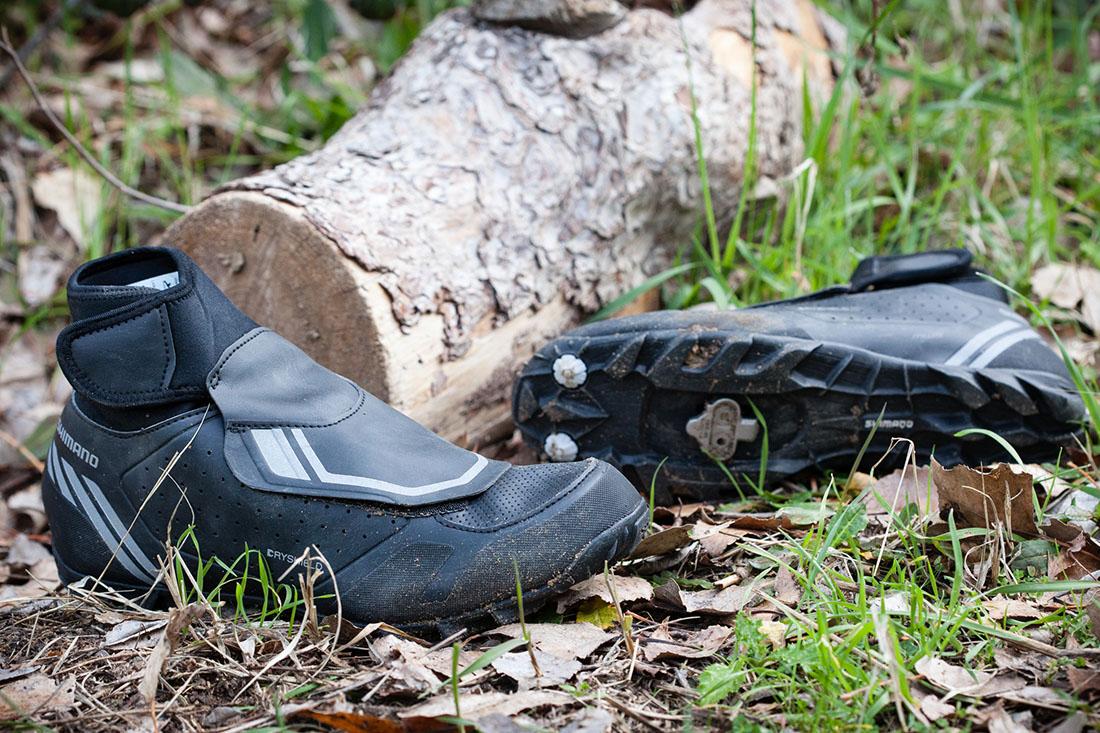 Zapatillas de invierno Shimano MW5