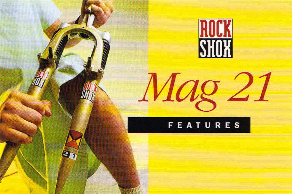 Somos Historia - la Rock Shox Mag 21