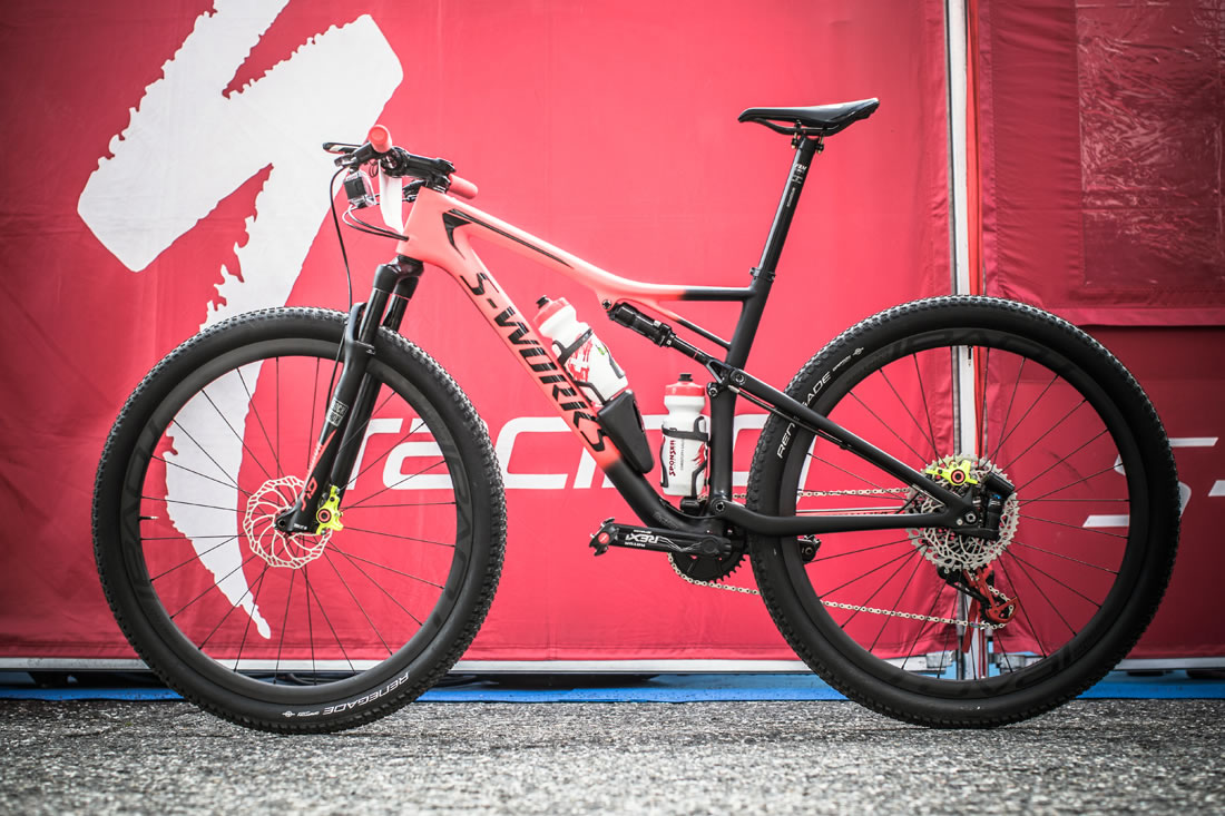 Specialized Epic 2018 con Brain 2.0